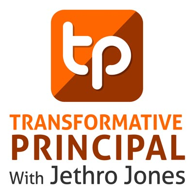 Transformative principal jethro jones